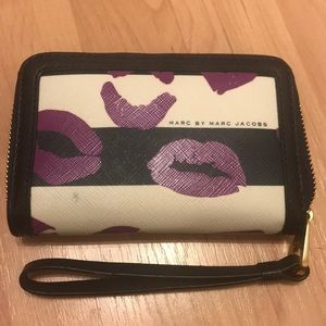 Marc by Marc Jacobs wallet/wristlet